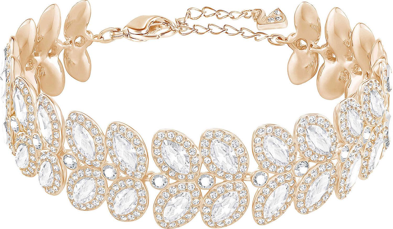 Браслеты Swarovski 5350618 yoursfs золото покрытие rhinestone кристалл браслеты для женщин розовое золото цвет charms день матери браслеты браслеты моды b085r4