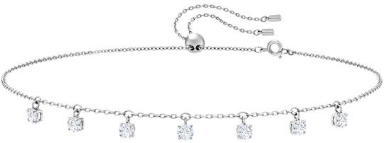 Колье Swarovski 5367966 колье ювелирная бижутерия lebedi crystals колье в позолоте с кристаллами и элементами swarovski