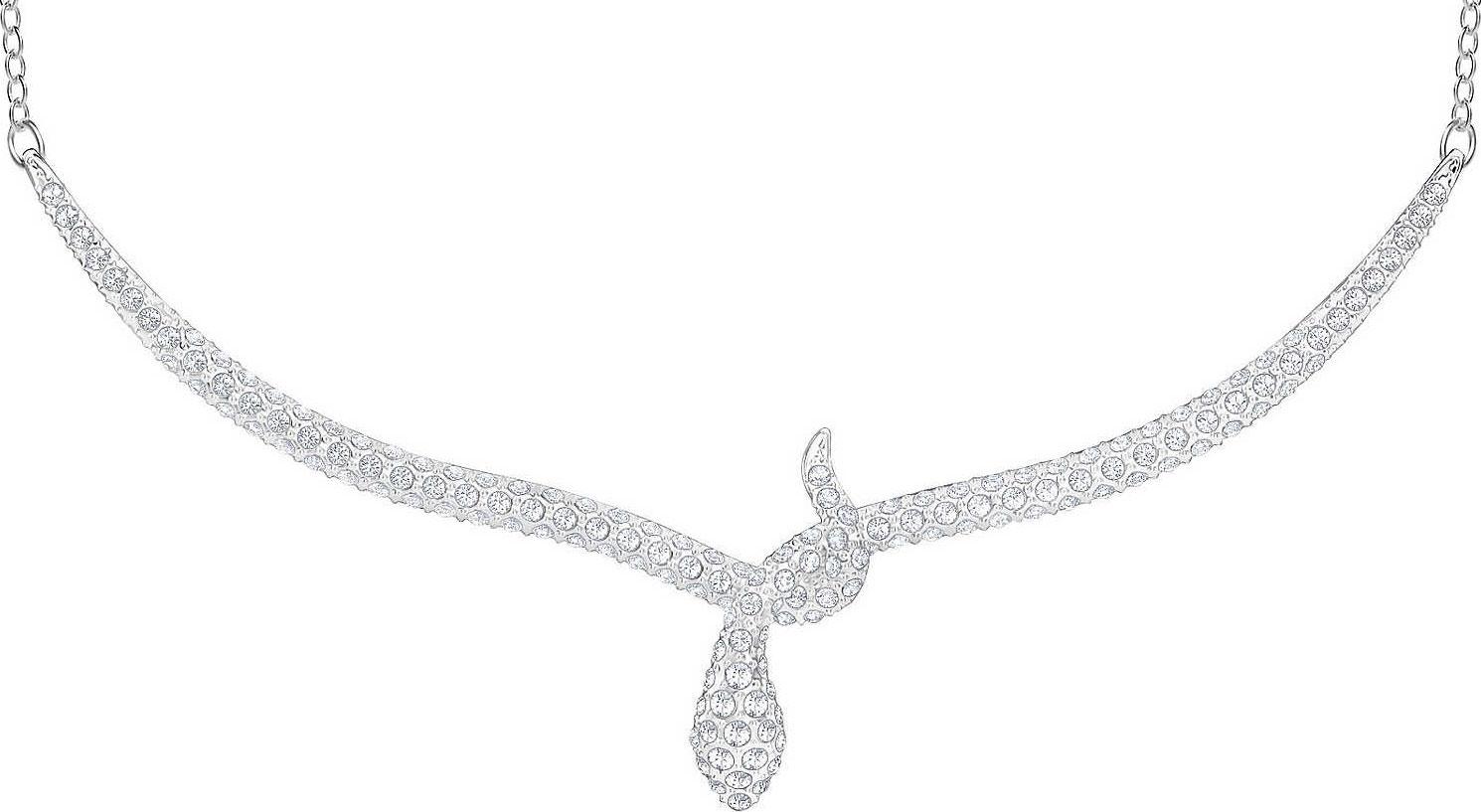 Колье Swarovski 5372292 колье ювелирная бижутерия lebedi crystals колье в позолоте с кристаллами и элементами swarovski