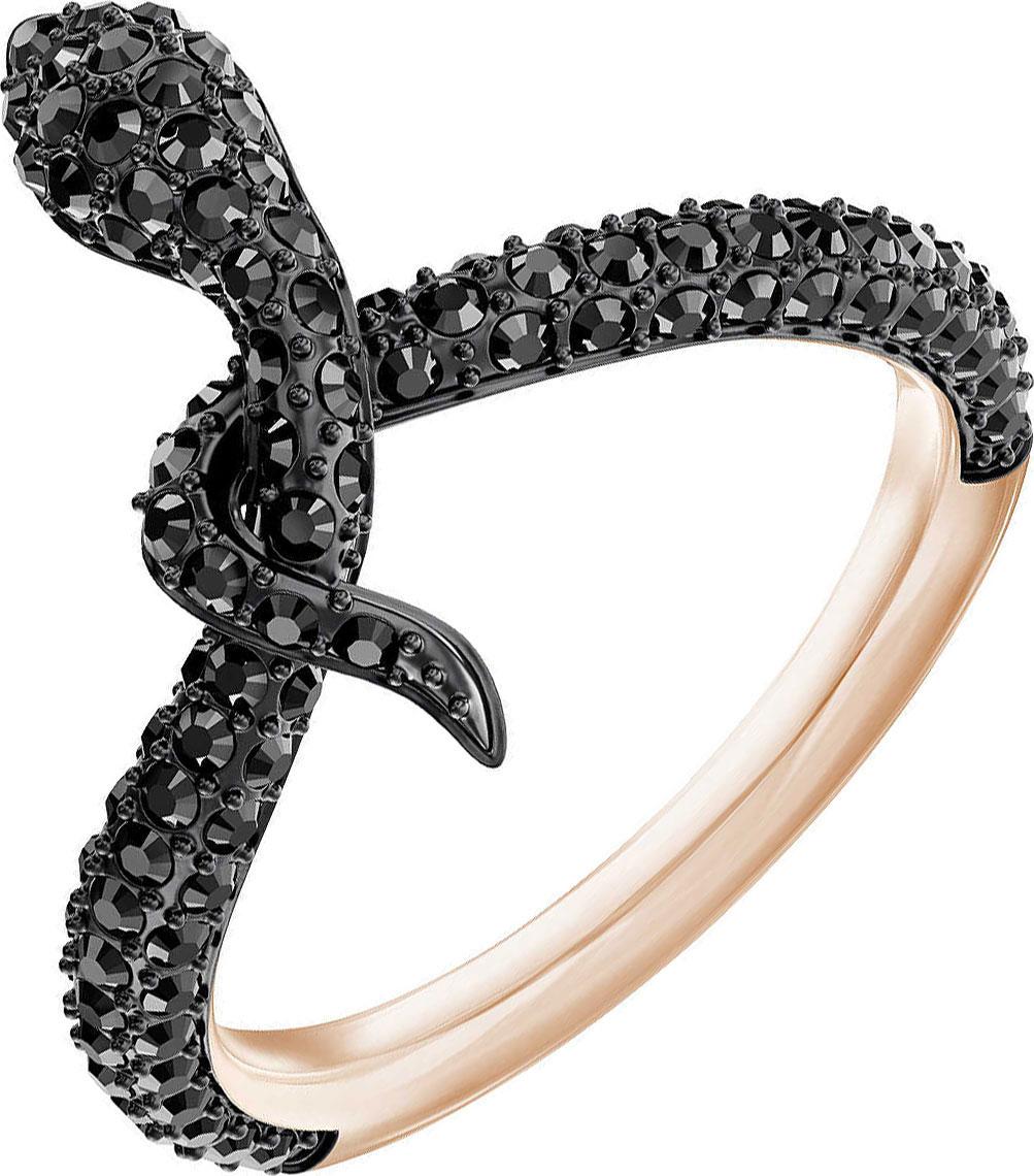 Кольца Swarovski 5376339 1605 картина сваровски медьведь символ россии малый