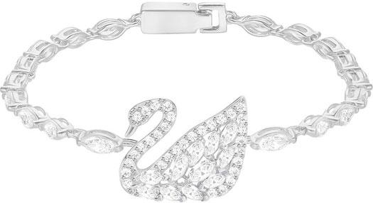 Браслеты Swarovski 5379947 муж жен wrap браслеты кожа винтаж готика браслеты черный назначение особые случаи подарок