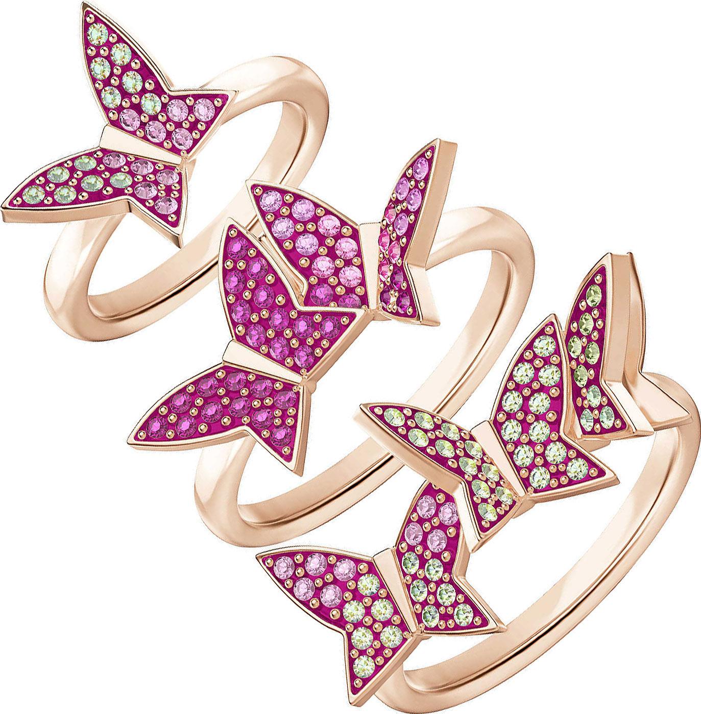 Кольца Swarovski 5384892 swarovski swarovski кольца кольца романтический элегантный минималистский аксессуары no 503291552