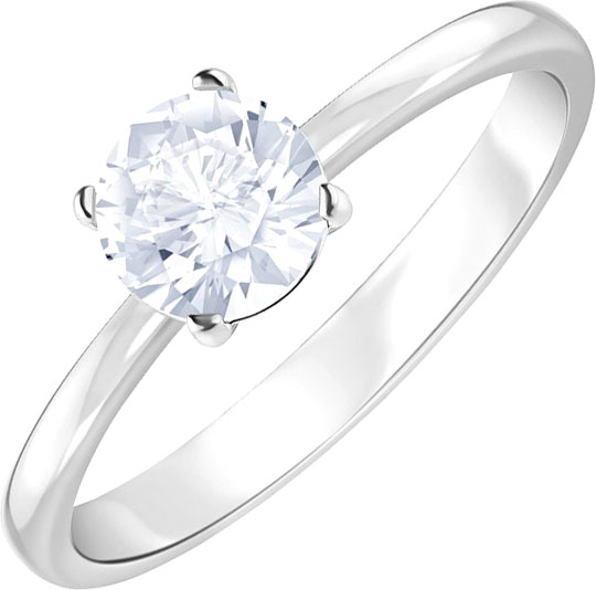Кольца Swarovski 5402428 женское кольцо brosway стальное кольцо с кристаллом swarovski bfe32a 17