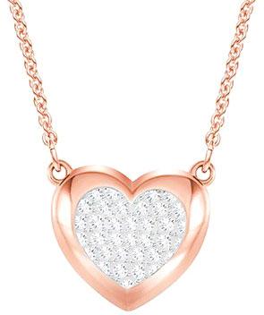 Кулоны, подвески, медальоны Swarovski 5407949 swarovski swarovski родием ожерелье сердца кулон 1809006