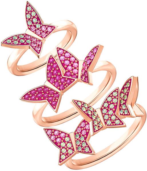 Кольца Swarovski 5409020 swarovski swarovski кольца кольца романтический элегантный минималистский аксессуары no 503291450