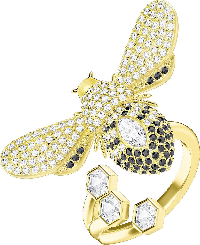 Кольца Swarovski 5409018 swarovski swarovski кольца кольца романтический элегантный минималистский аксессуары no 503291552