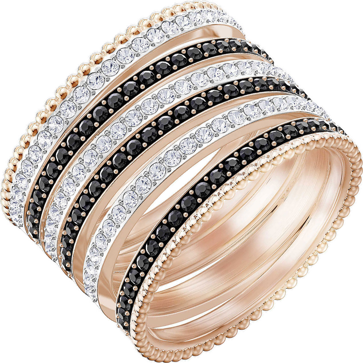 Кольца Swarovski 5409182 swarovski swarovski кольца кольца романтический элегантный минималистский аксессуары no 503291552