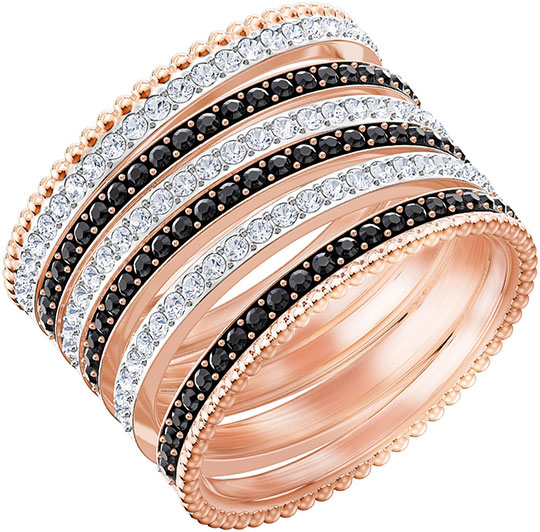 Кольца Swarovski 5409183 swarovski swarovski кольца кольца романтический элегантный минималистский аксессуары no 503291552