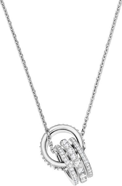 Кулоны, подвески, медальоны Swarovski 5409696 swarovski swarovski родием ожерелье сердца кулон 1809006