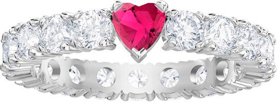 Кольца Swarovski 5412016 yoursfs фирменное сердце кольца сердце кольцо комплект для женщин анель включает кольца кольцо обручального кольца падения