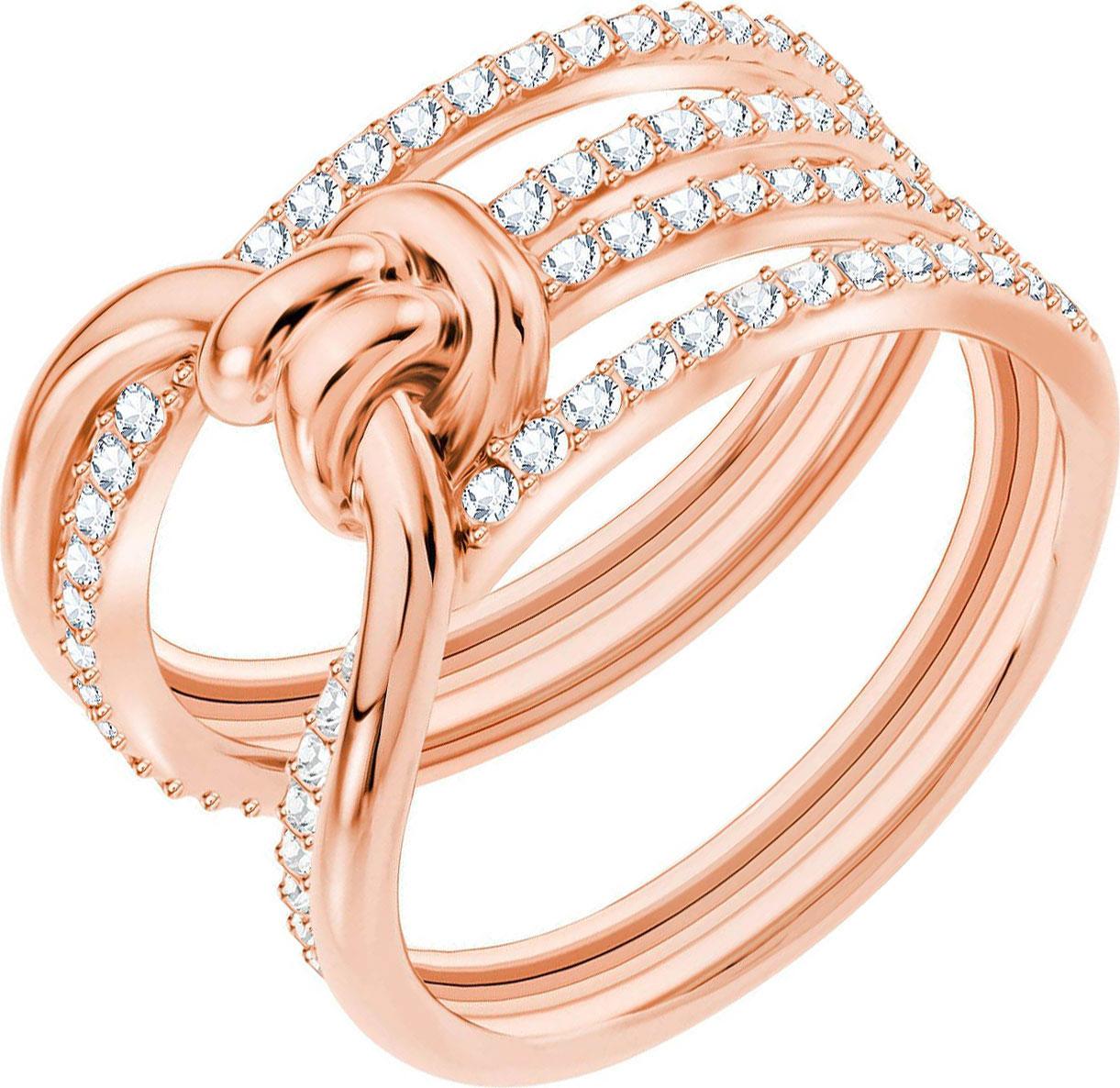 Кольца Swarovski 5412071 swarovski swarovski кольца кольца романтический элегантный минималистский аксессуары no 503291552