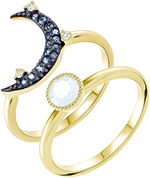 Кольца Swarovski 5428614 swarovski swarovski кольца кольца романтический элегантный минималистский аксессуары no 503291552