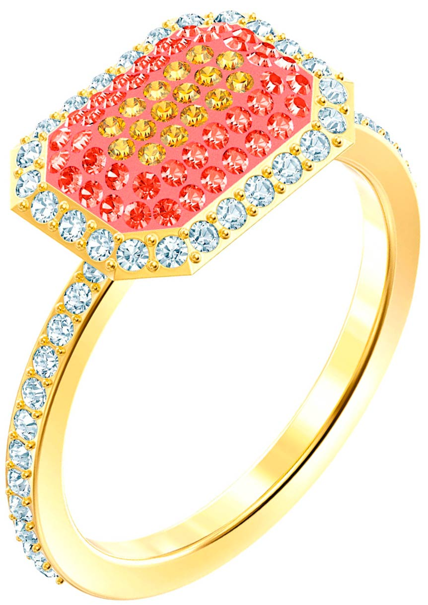 Кольца Swarovski 5457503 joann ross no regrets