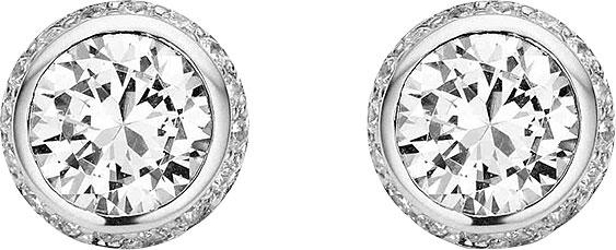 Серьги Ti Sento 7655ZI женские кольца ti sento женское серебряное кольцо с позолотой и куб циркониями 1835zy 18