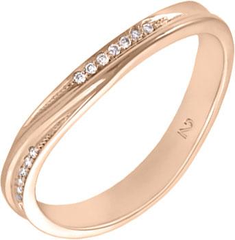 Кольца Уральский ювелирный завод 1-01547-011 обручальное кольцо алмаз холдинг золотое обручальное кольцо с бриллиантами alm1000204024 17 17 5