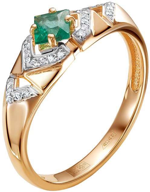 Кольца Vesna jewelry 11006-151-14-00