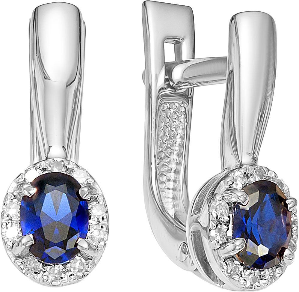 Серьги Vesna jewelry 2022-251-13-00