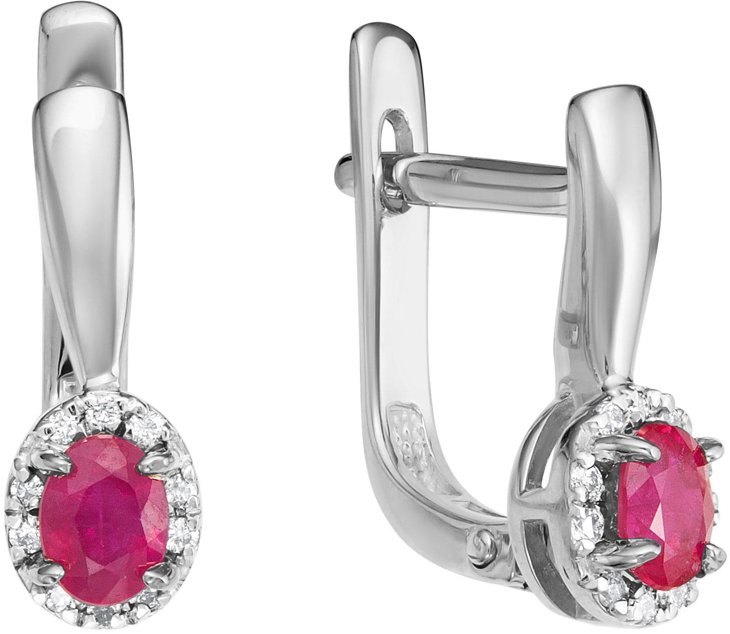Серьги Vesna jewelry 2022-251-15-00