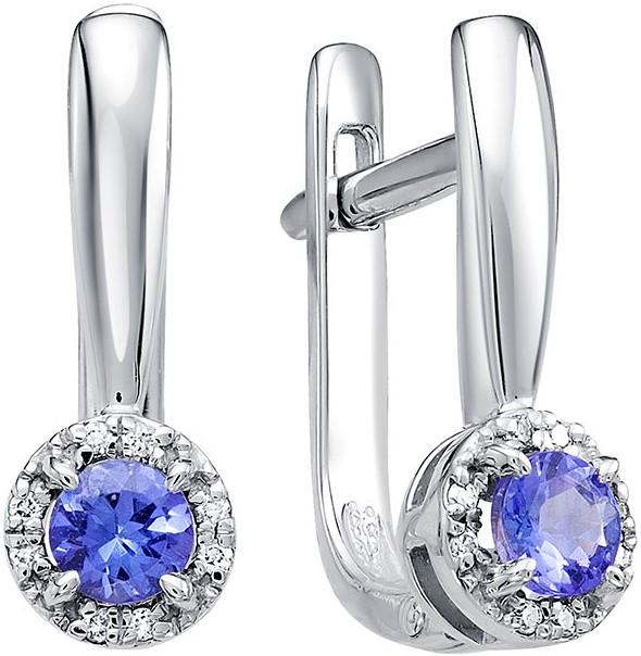 Серьги Vesna jewelry 2025-251-140-00