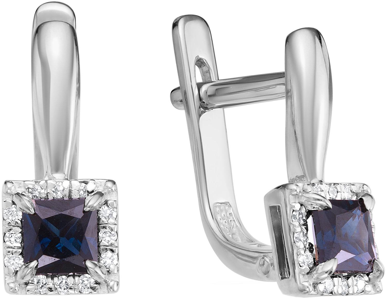 Серьги Vesna jewelry 2027-251-13-00