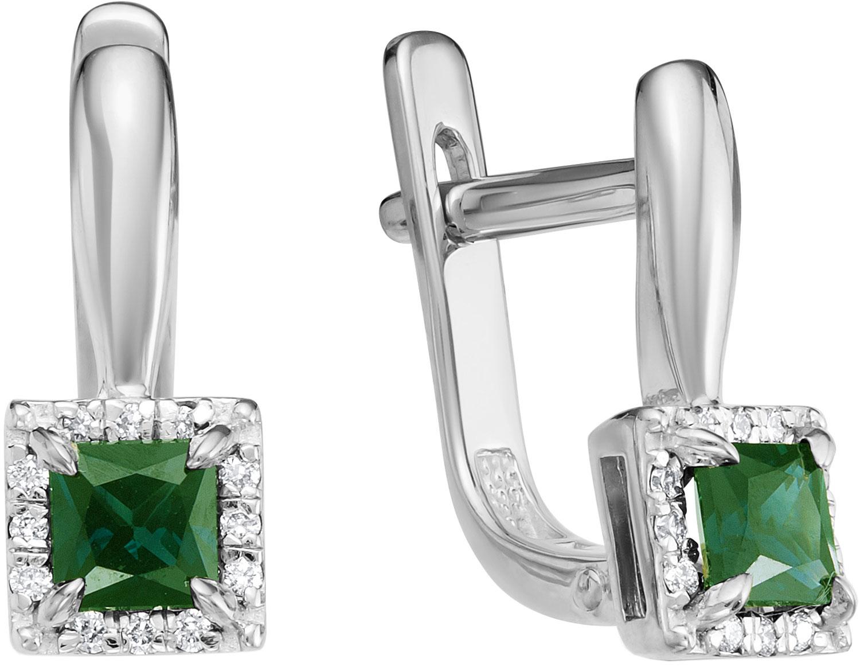 Серьги Vesna jewelry 2027-251-14-00