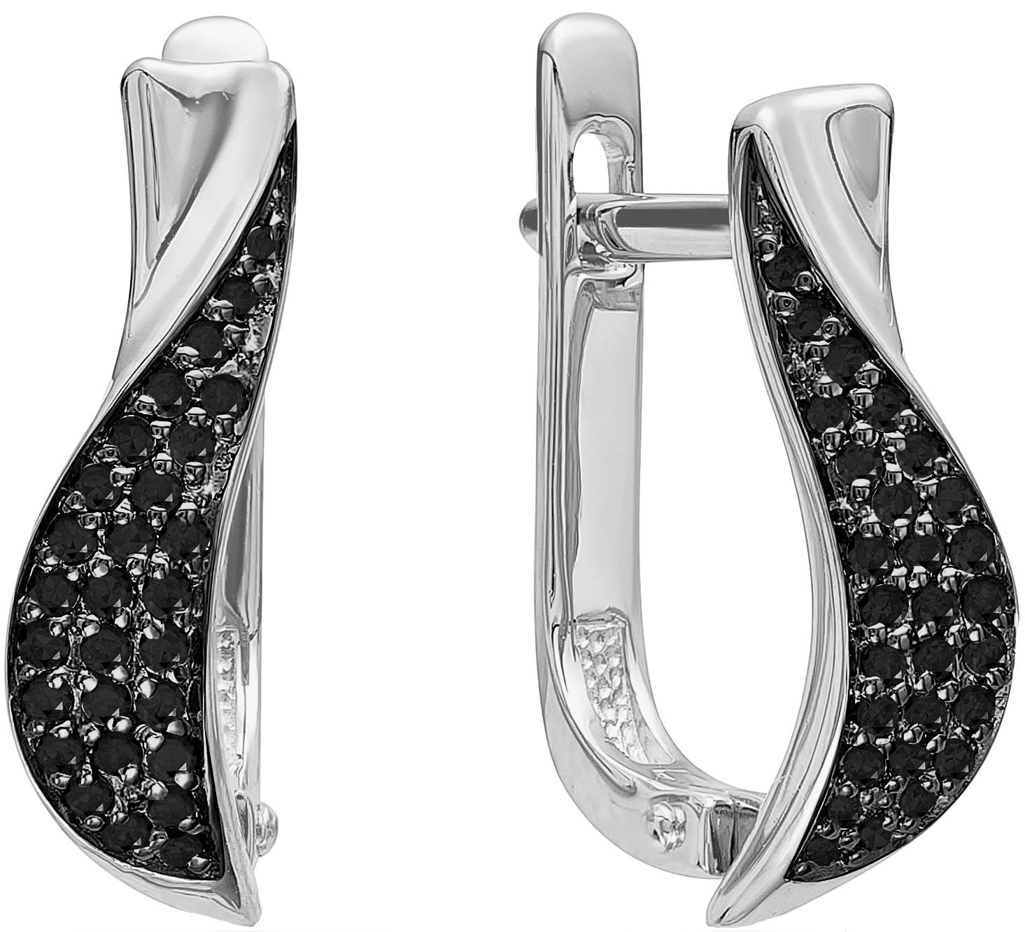 Серьги Vesna jewelry 2046-256-02-00