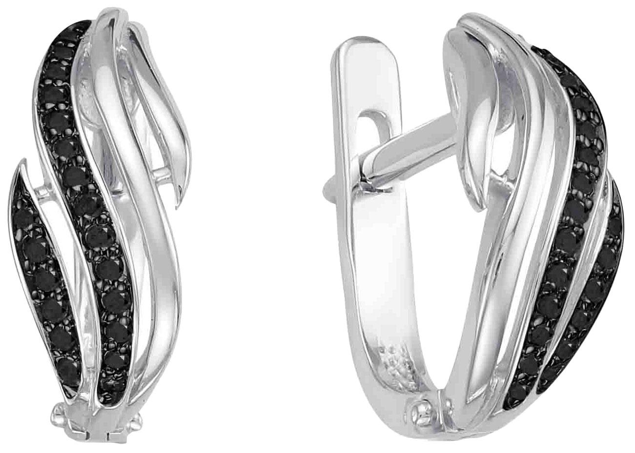 Серьги Vesna jewelry 2049-256-02-00