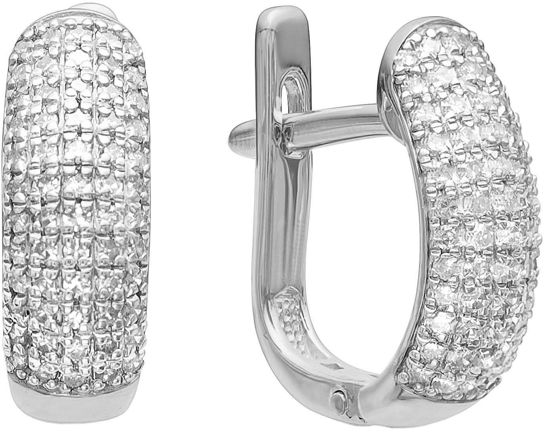 Серьги Vesna jewelry 2067-251-01-00