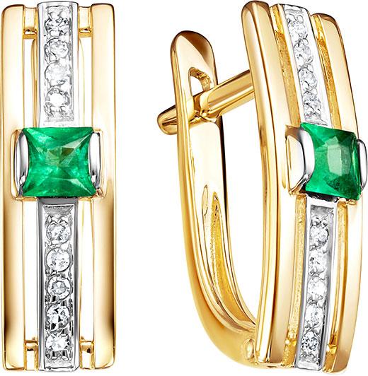 Серьги Vesna jewelry 21011-351-14-00