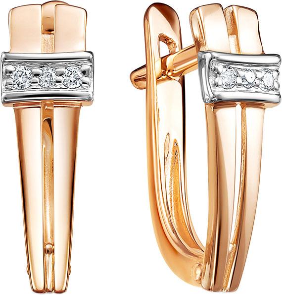 Серьги Vesna jewelry 21012-151-00-00