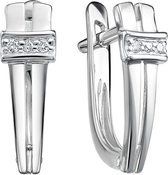 Серьги Vesna jewelry 21012-251-00-00