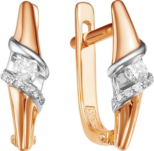 Серьги Vesna jewelry 2160-151-00-00