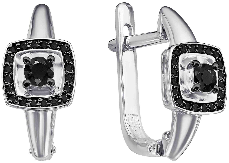 Серьги Vesna jewelry 2161-256-02-00