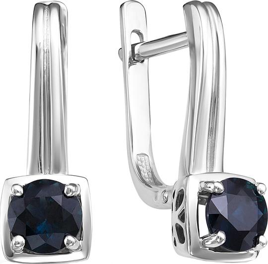 Серьги Vesna jewelry 2222-251-10-00