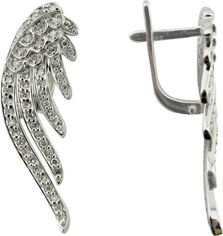 Серьги Vesna jewelry 2329-251-01-00