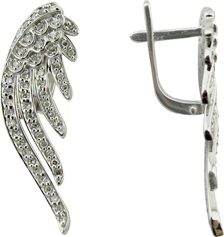 Серьги Vesna jewelry 2329-251-01-00 серьги vesna jewelry 2156 251 01 00