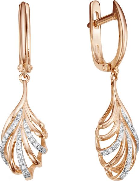 Серьги Vesna jewelry 2342-151-01-00