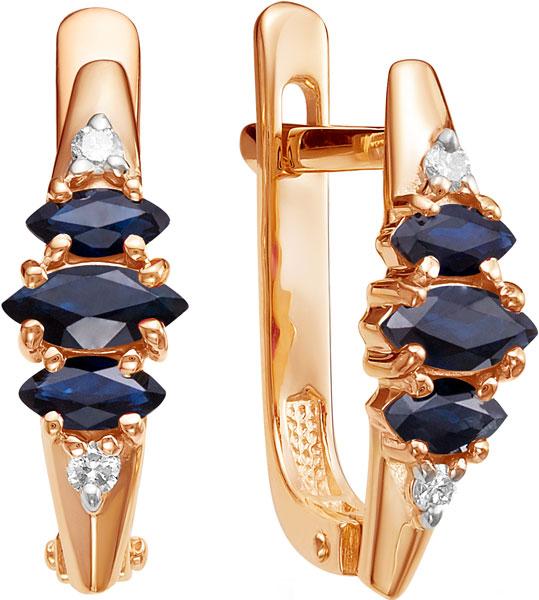 Серьги Vesna jewelry 2349-151-03-00