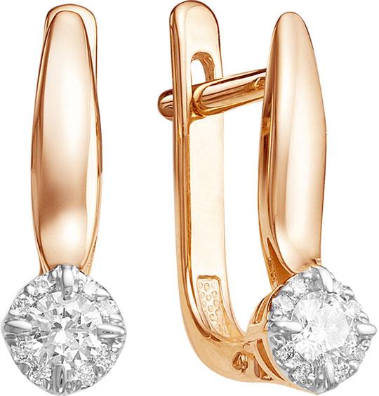 Серьги Vesna jewelry 2409-151-00-00