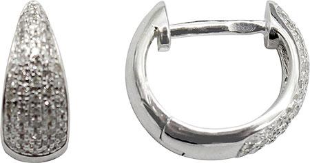 Серьги Vesna jewelry 2443-251-01-00