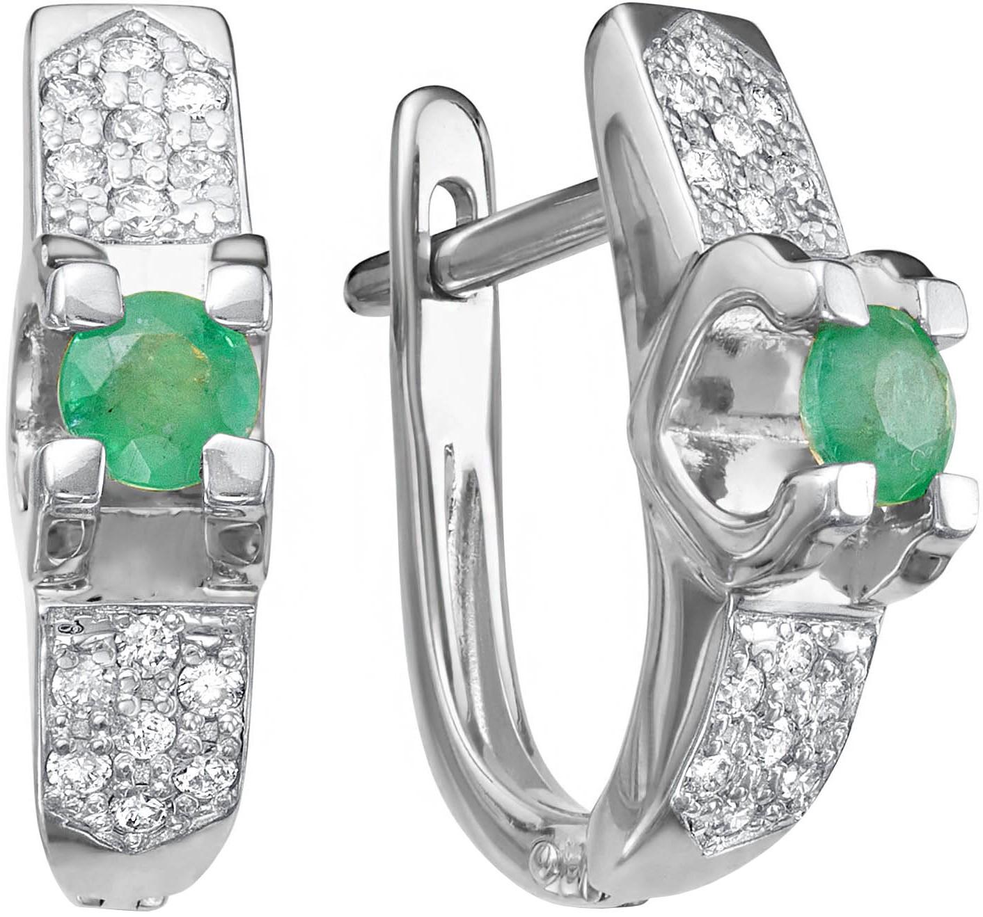 Серьги Vesna jewelry 2479-251-04-00