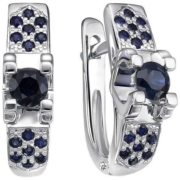 Серьги Vesna jewelry 2479-251-10-00