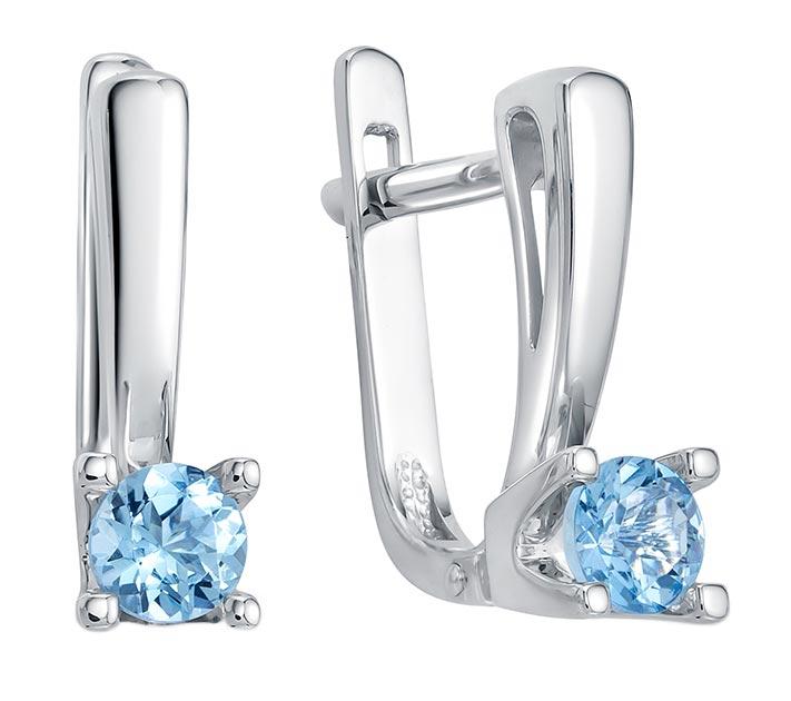 Серьги Vesna jewelry 2483-251-175-00