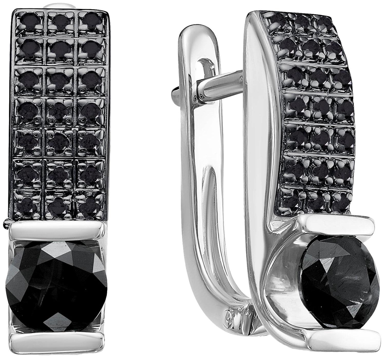 Серьги Vesna jewelry 2488-256-02-00