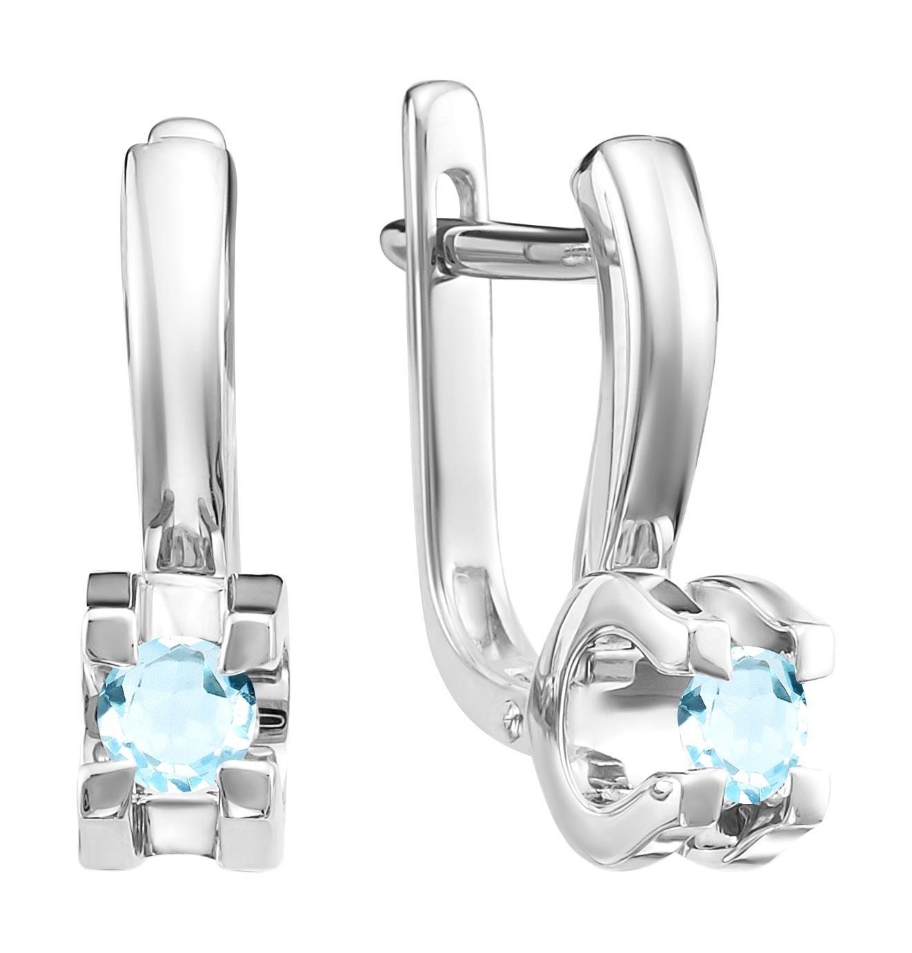 Серьги Vesna jewelry 2494-251-175-00