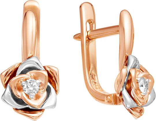Серьги Vesna jewelry 2542-151-00-00
