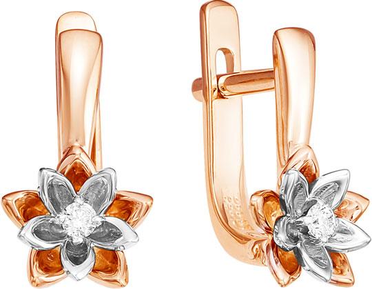 Серьги Vesna jewelry 2543-151-00-00