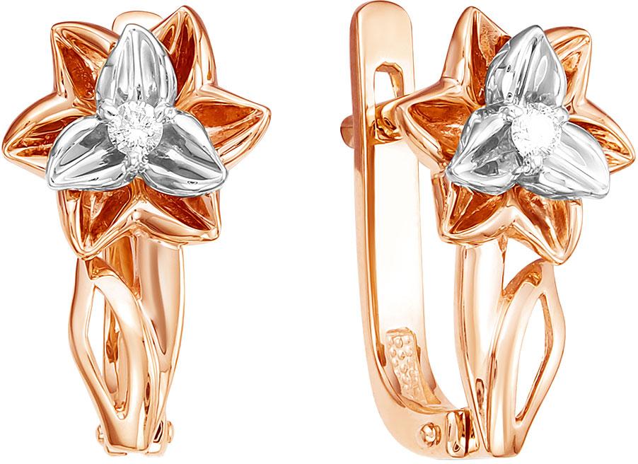 Серьги Vesna jewelry 2544-151-00-00
