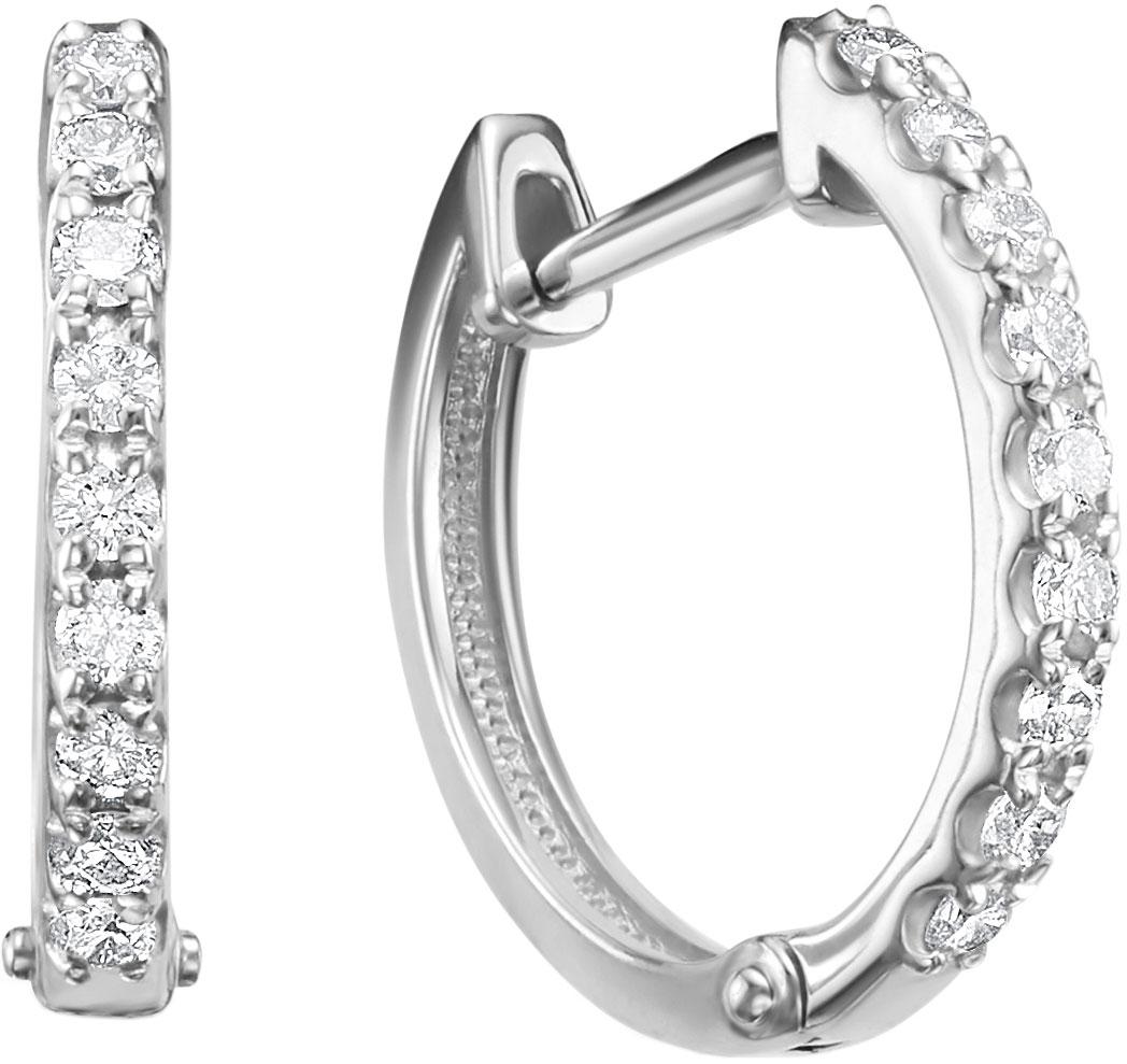 Серьги Vesna jewelry 2554-251-00-00