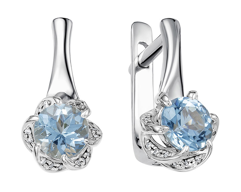 серьги vesna jewelry 4022 251 164 00 Серьги Vesna jewelry 2564-251-164-00